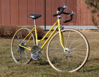 Clarence Pickard's Ladies Schwinn