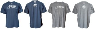 "RAGBRAI ""40 Years"" Under Armour Tees are In"