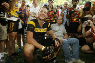 Ultimate Gallery: 197 photos of Lance Armstrong at RAGBRAI