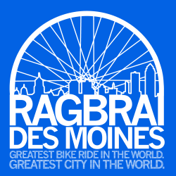 RAGBRAI events village will showcase Des Moines
