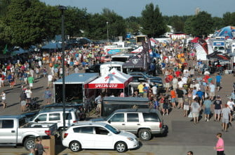 RAGBRAI XLI Expo Keeps on Growing!