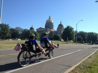 Des Moines first-timers agree: Iowa Capitol a sight to behold