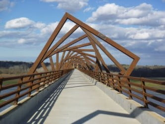 Join us for the RAGBRAI Reunion on the High Trestle Trail on Saturday, August 24