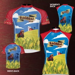 Get in Gear for RAGBRAI XLIII - 2015 Jerseys Released!
