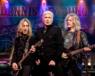Dennis DeYoung and the Music of STYX will be Rocking in Hiawatha!