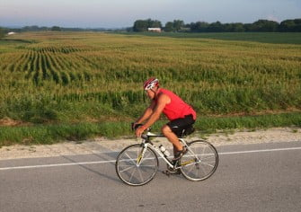 Video: First time RAGBRAI rider experiences Iowa on two wheels