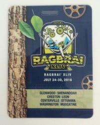 A Reminder About RAGBRAI Registration