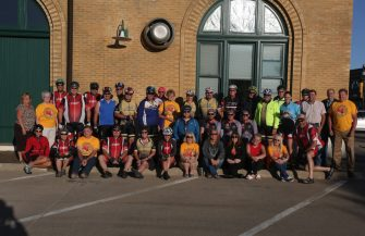 RAGBRAI Route Inspection Pre-Ride Day 3 – Creston to Leon