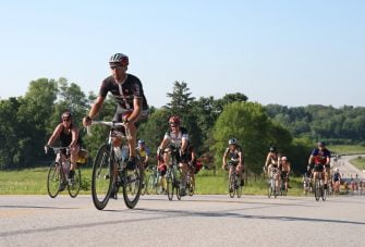 RAGBRAI Training: Rule #2 : Ride Far