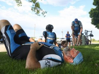 RAGBRAI Training: Rule #4:  Resting is Training Too