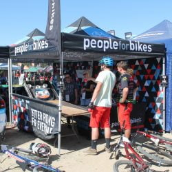 Stop by the PeopleForBikes Booth During the RAGBRAI Expo