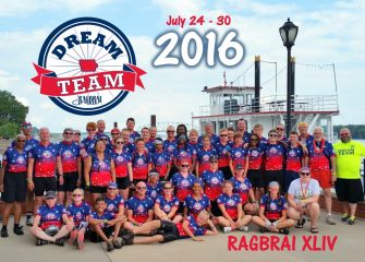 Congratulations to the Dream Team on Another Great Year!