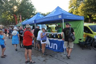 A big thanks to nuun hydration for supporting RAGBRAI