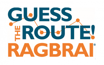 Guess the Route Contest is Now Open for RAGBRAI XLV!