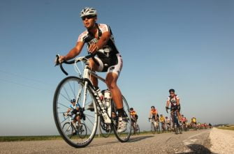 Top Ten Training Tips for RAGBRAI:  #1 Riding Safely