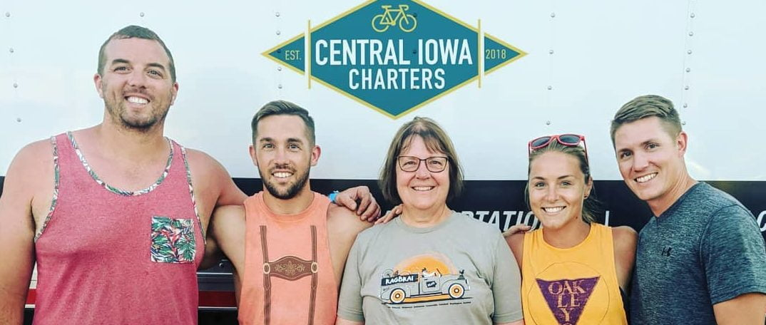 CENTRAL IOWA CHARTERS